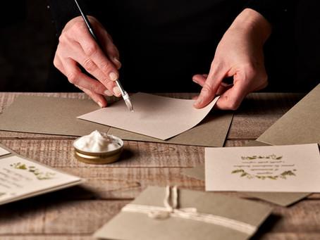 Chantilly: la bottega dal tocco magico per le tue partecipazioni di nozze
