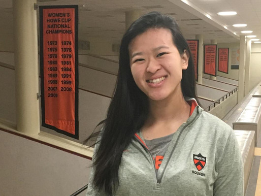 Natalie Tung '18 Receives Fisher Prize