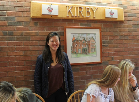 Natalie Tung '14 Pays Her Boarding Experience Forward
