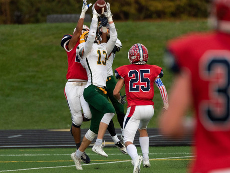 In pictures: Millard South tops Lincoln Pius X to advance in playoffs