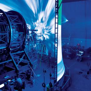 Como os mecanismos de videogame ajudam a criar efeitos visuais em sets de filmagem em tempo real