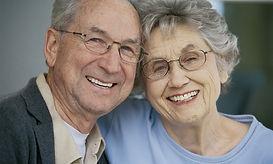 Image of senior couple to represent Geriatric Medicine