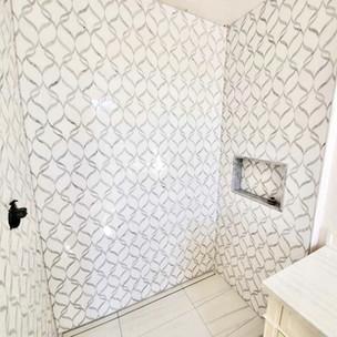 Dedham-Second Master Bathroom Reno