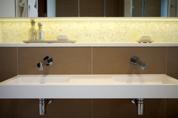 Sacha Jacq Interiors - Master Bathroom Detail
