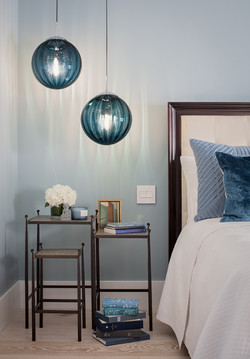 Sacha Jacq Interiors - Primary Bedroom - Photo Credit: Michael Lee Photography