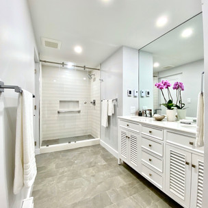 Cape Cod Project-Completed Master Bathroom