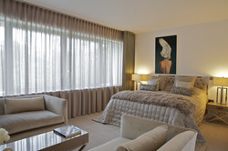 Sacha Jacq Interiors - Modern Master Bedroom