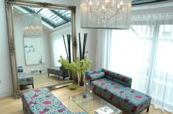 Sacha Jacq Interiors - Elegant Sitting Room
