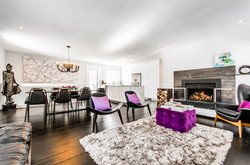 Sacha Jacq Interiors - Modern Sitting Room