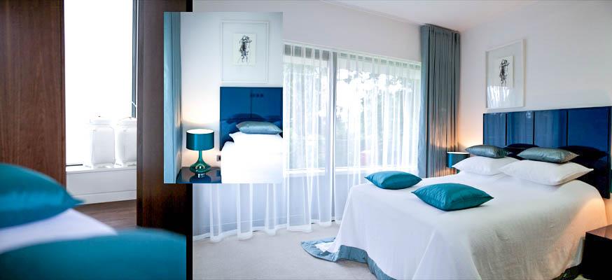 Modern Bedroom Details