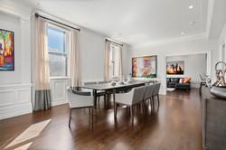 Sacha Jacq Interiors - Vibrant Dining Room