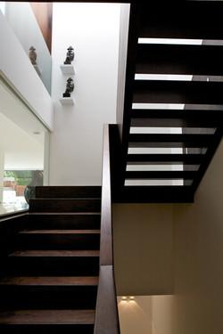 Sacha Jacq Interiors - Stairway Detail