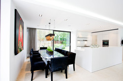 Sacha Jacq Interiors - Modern Dining Room