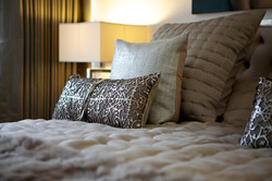 Sacha Jacq Interiors - Master Bedroom Detail