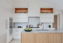 Sacha Jacq Interiors - Kitchen - Photo Credit: Michael Lee Photography