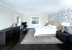 Sacha Jacq Interiors - Master bedroom renovation