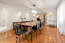 Sacha Jacq Interiors - Myopia Dining Room