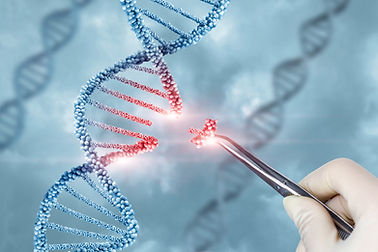 Concept of treatment and adjustment of DNA molecule..jpg