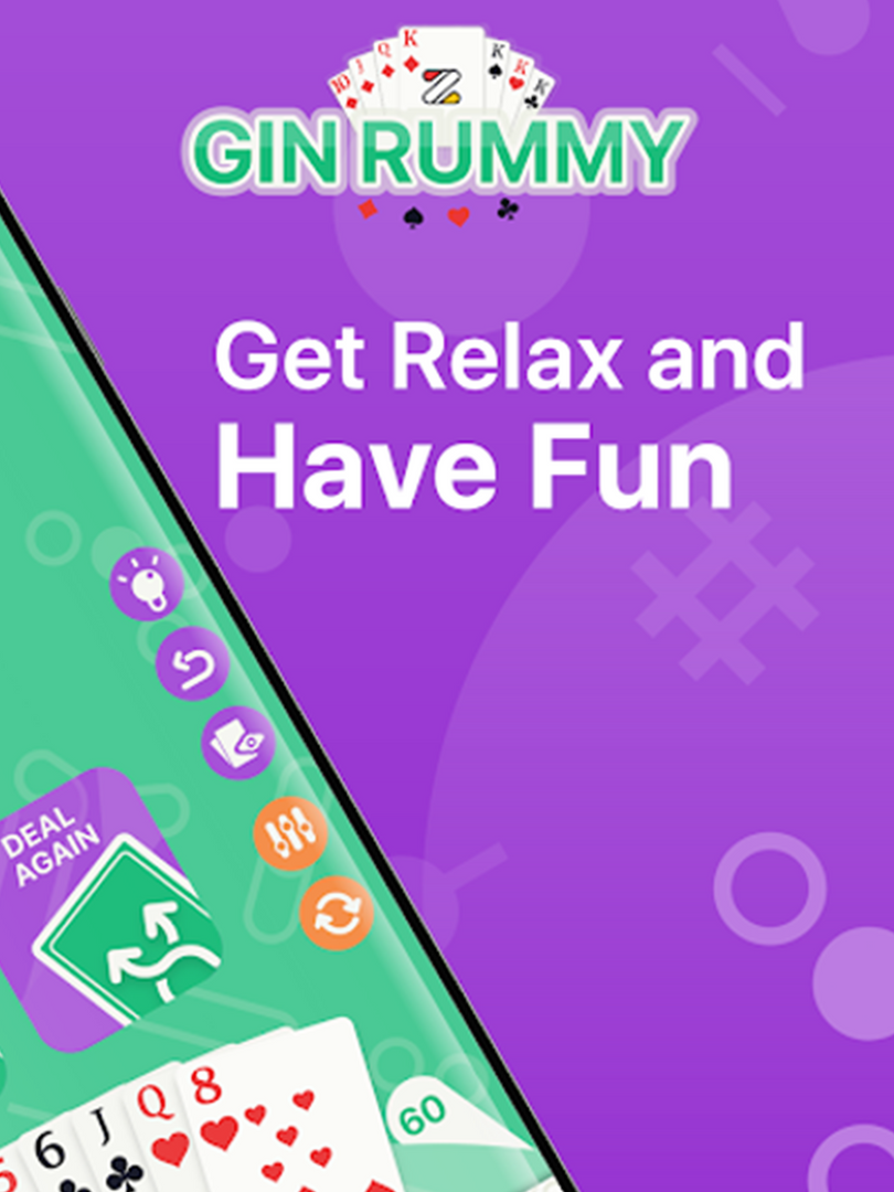 Mobile App Gin Rummy