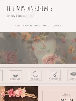 LTDB Online Jewelery Store