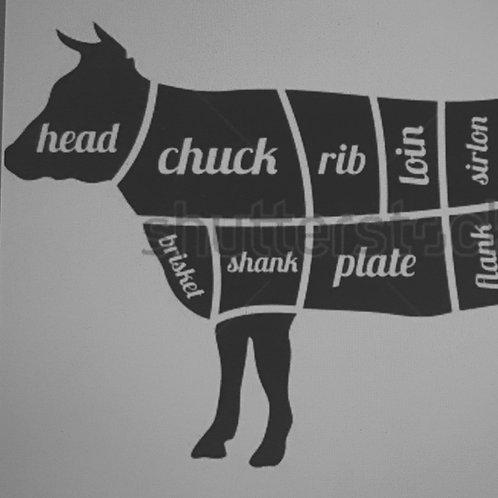 Whole Beef Deposit - $500