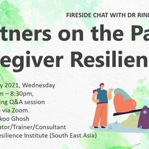 Fireside Chat #02: Partners on the Path: Caregiver Resilience