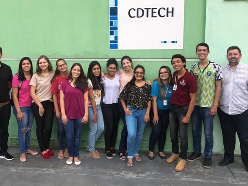 Visita Técnica da Faculdade de Comunicação Social da Universidade Federal do Amazonas