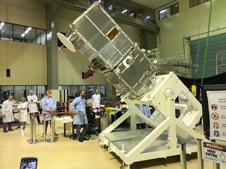 Brazilian satellite will be launched on 28/02/2021