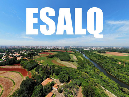 """Escola Superior de Agricultura """"Luiz de Queiroz"""" de Piracicaba-SP."""