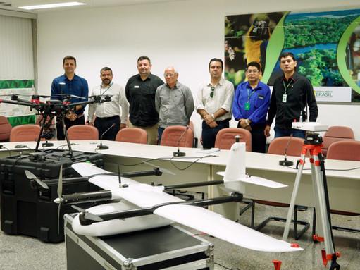 WorkShop de Tecnologia VTOL e Vigilância Aérea com Aeronaves não Tripuladas na Suframa