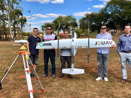 Workshop Vtol Fixed Wing realizado no Ibama de Brasília em Junho de 2018