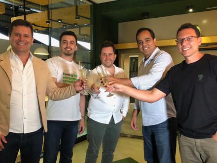 Dia 23 de Novembro de 2020 foi Inaugurada a Startup Nave Agrospace no Agtech Garage em Piracicaba.