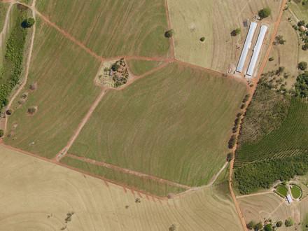 Vôo de Agricultura de Precisão é realizado com Aeronave Vtol no interior de São Paulo