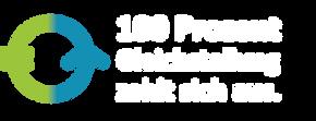 100_Prozent-Logo_Text weiss_BG transpare