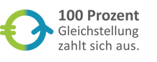100prozent Logo_Text Grau Transparent .p