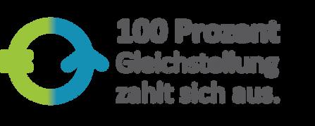 100_Prozent-Logo_Text grau_BG transparen