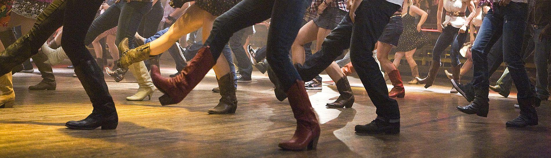 line-dancing
