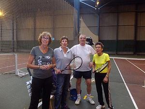 RSC tennis creteil senior 94000 val de marne