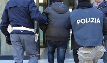 Stalking e percosse ad un'ascolana, preso trentacinquenne di Napoli