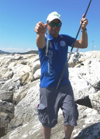 Pesca sportiva, l'Italia è d'oro a Mentone con due sambenedettesi