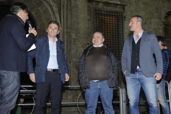 """Successo in Piazza del Popolo de """"Il grande gioco del Picchio"""""""