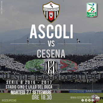 Ascoli - Cesena 0-0