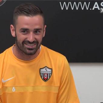 """Gigliotti: """"Pisa gran bella squadra, noi dobbiamo fare il nostro"""""""