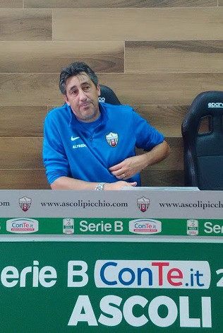 """Aglietti: """"Pensiamo al Cesena, voglio tutti concentrati"""""""