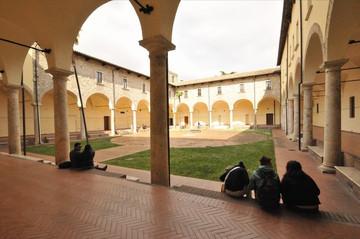 Polo Sant'Agostino in difficoltà: calano accessi in biblioteca e al museo