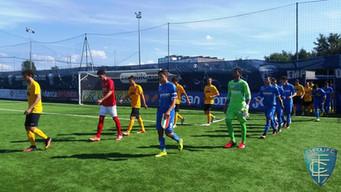 Ascoli Primavera ko ad Empoli 3-2