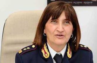 Nadia Carletti nuovo comandante della Polizia Stradale