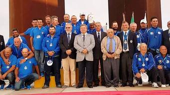 Italia terza agli Europei di pescasportiva