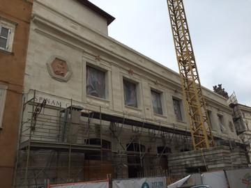 Ex Cinema Olimpia pronto a dicembre. Le foto dei lavori