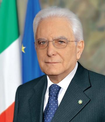 """Mattarella: """"Il furto dei computer ad Acquasanta è un'offesa per l'Italia"""""""